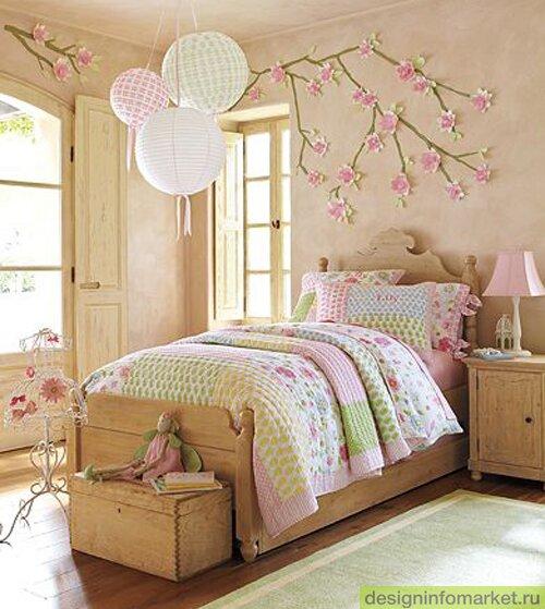 Поделки для комнаты для девочек 99