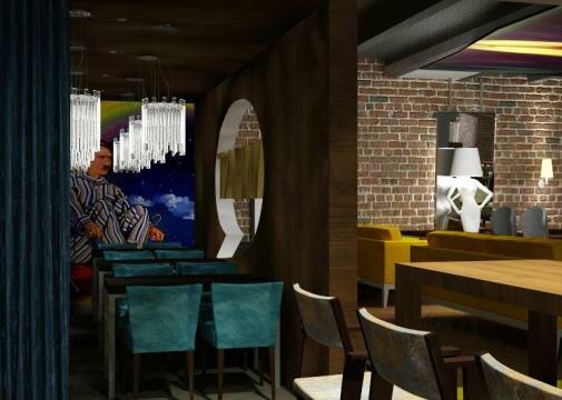 Ресторан-клуб Изюм