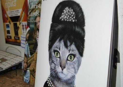 Книга Famous Faces от издательства teNeues