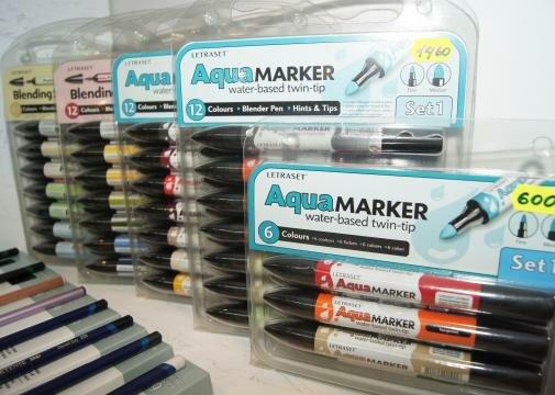 Маркеры для графического дизайна