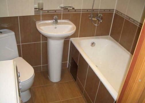 Ремонт квартир, ремонт ванной комнаты