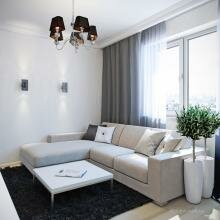 Дизайн квартиры г. Мирный