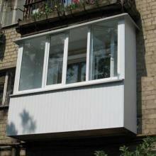 Застекление балконов, лоджий, пластиковые окна